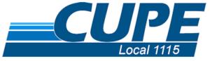 CUPE Local 1115 Logo